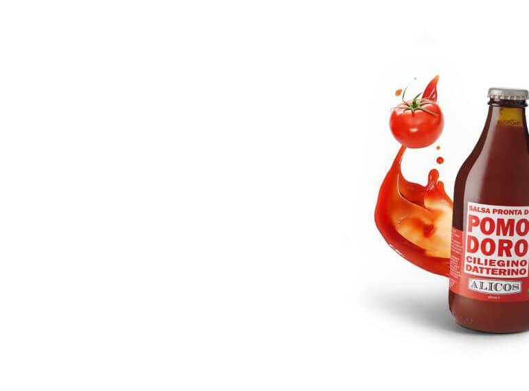 Alicos Prodotti Tipici Siciliani pomodori