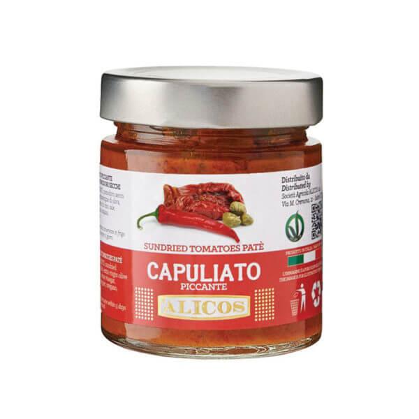 Capuliato-حار