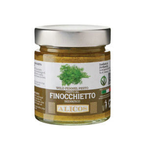 pesto finocchietto selvatico