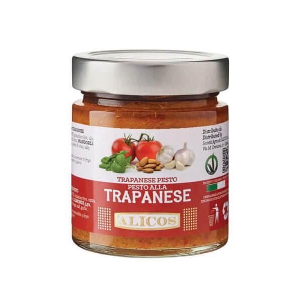Pesto alla trapanese Alicos