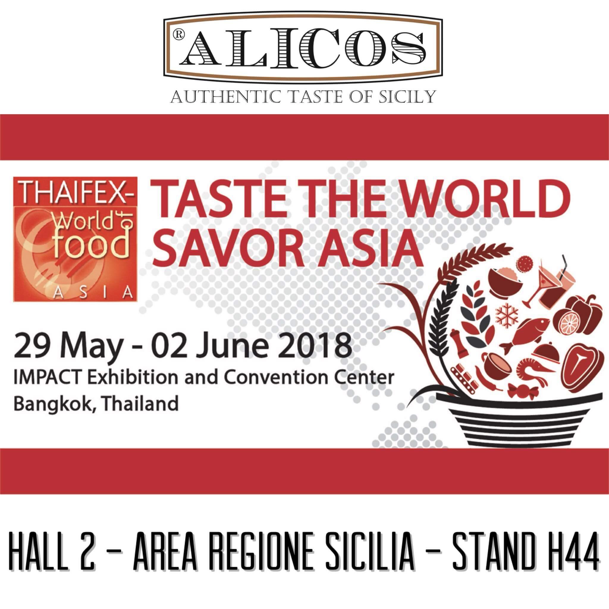 Alicos Typische sizilianische Produkte