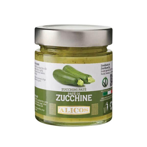 Pate di zucchine Alicos