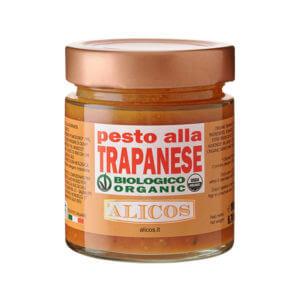 Pesto de trapanèse biologique