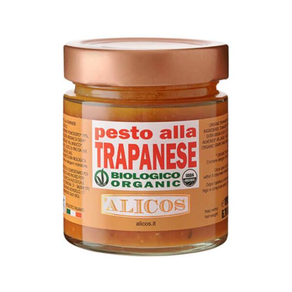 Pesto alla trapanese biologico
