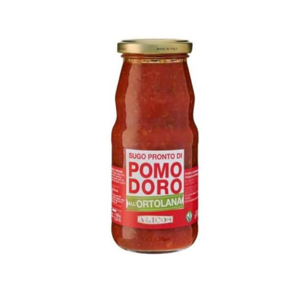 Alicos Prodotti Tipici Siciliani Sugopronto ortolana