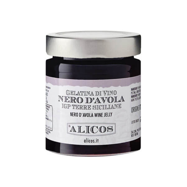Alicos Prodotti Tipici Siciliani nero davola