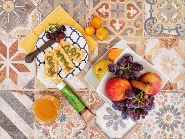 Alicos Prodotti Tipici Siciliani Crema di pistacchio tubetto ceramica